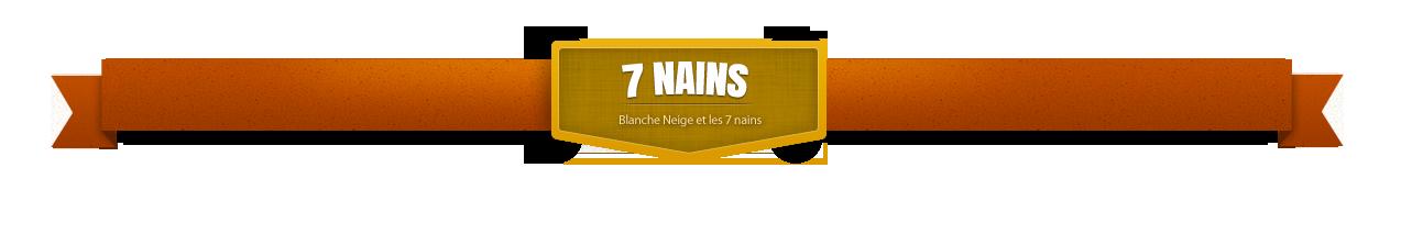 Logo 7 nains